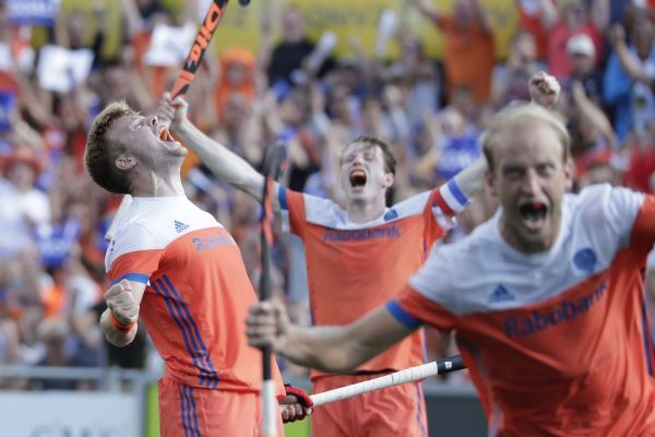 eu hockey dutch team